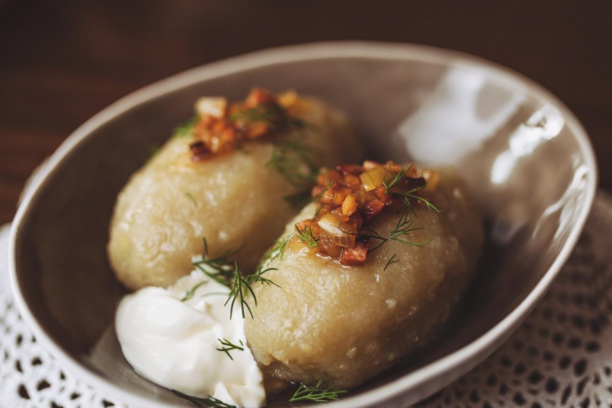 Stugged Dumpling | Nordix Experience