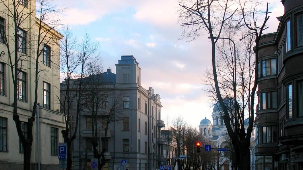Kauno modernizmas: miesto gatvėse gyva istorija