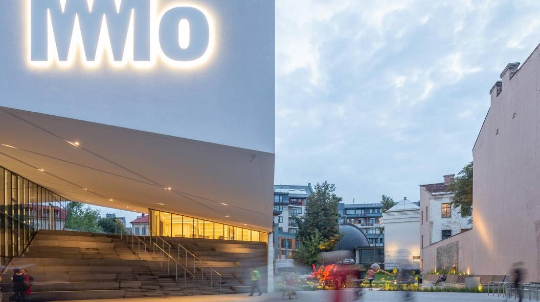 The Most Anticipated Event in Vilnius: The Opening of the MO Museum