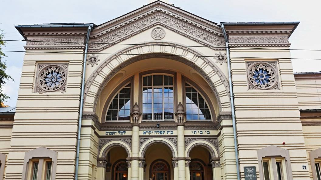 Your Guide to the Jewish Heritage of Vilnius