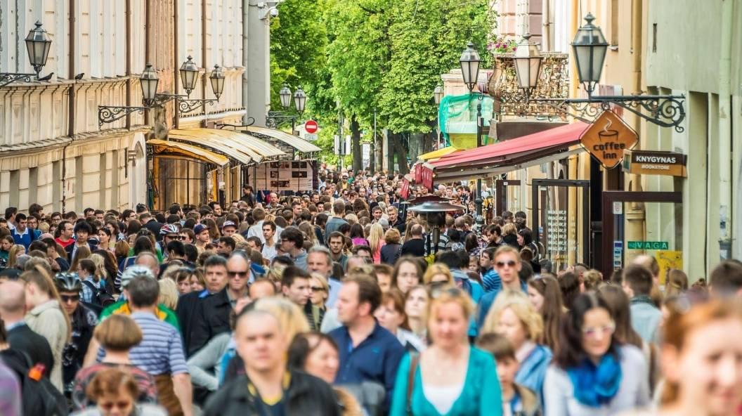 Atvykstamojo ir vietinio turizmo Lietuvoje augimas – dviženklis